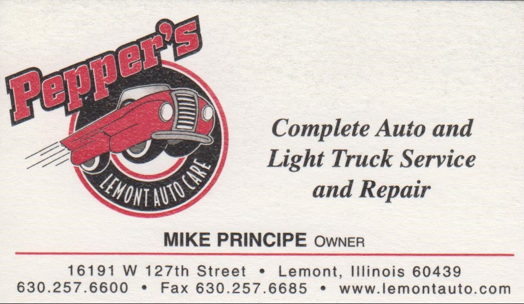 Pepper's Lemont Auto Care