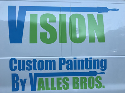 Vision Custom Painting