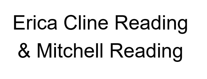 Erica Cline Reading & Mitchell Reading