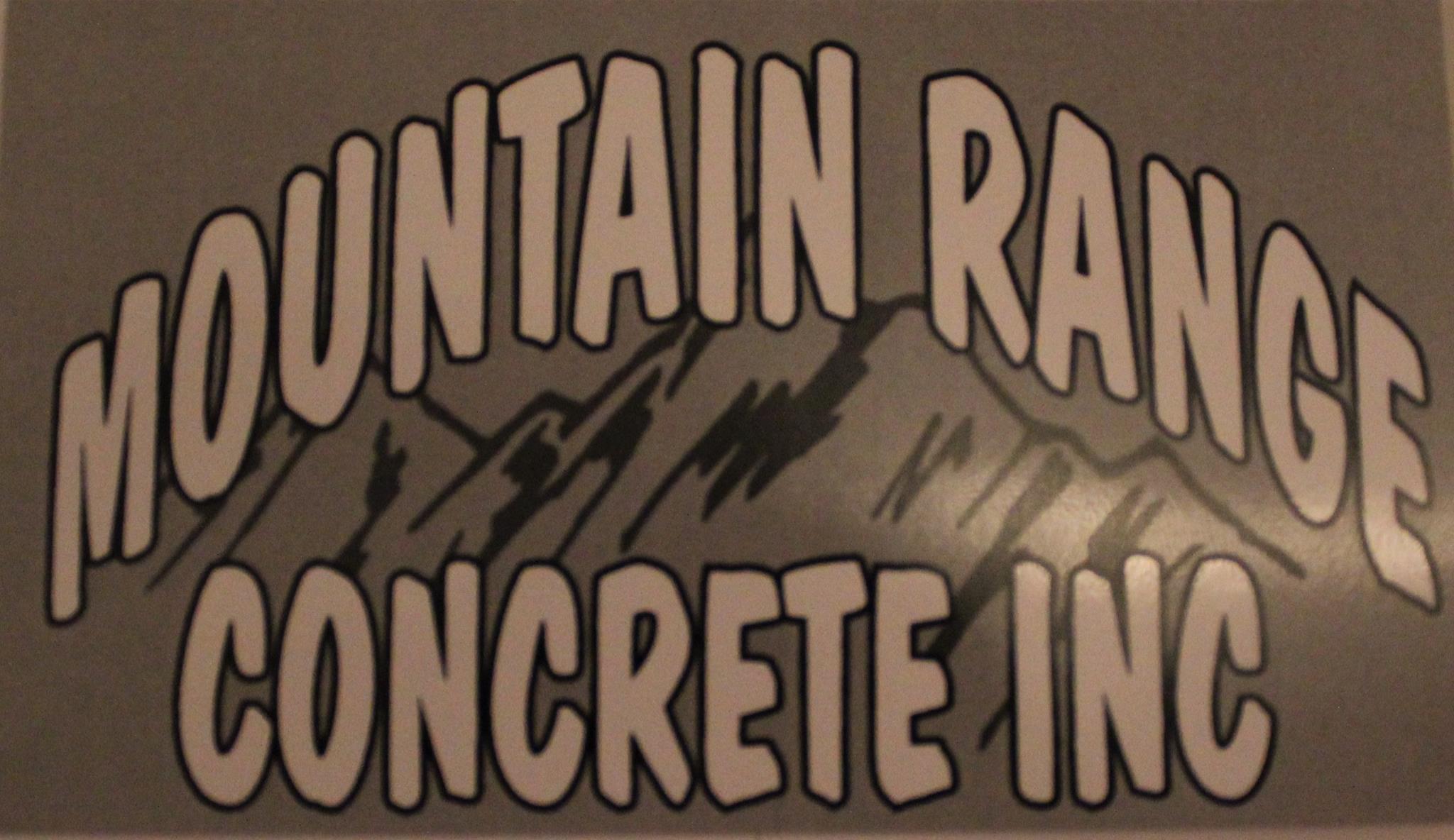 Mountain Range Concrete