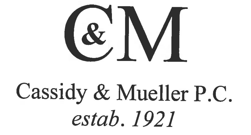 Cassidy & Mueller