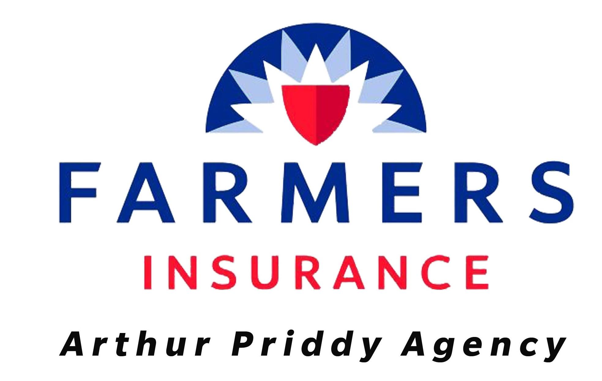 Farmers Insurance, Arthur Priddy Agency - FINISH LINE SPONSOR