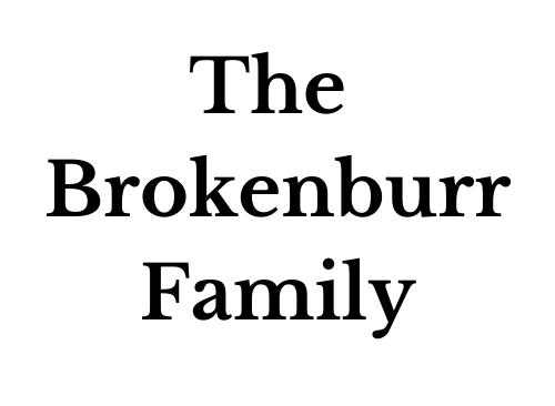 Athlete - The Brokenburr Family