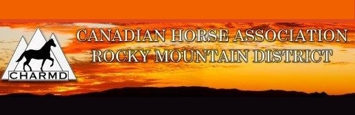 CHARMD - Canadian Horse Association Rocky Mountain District