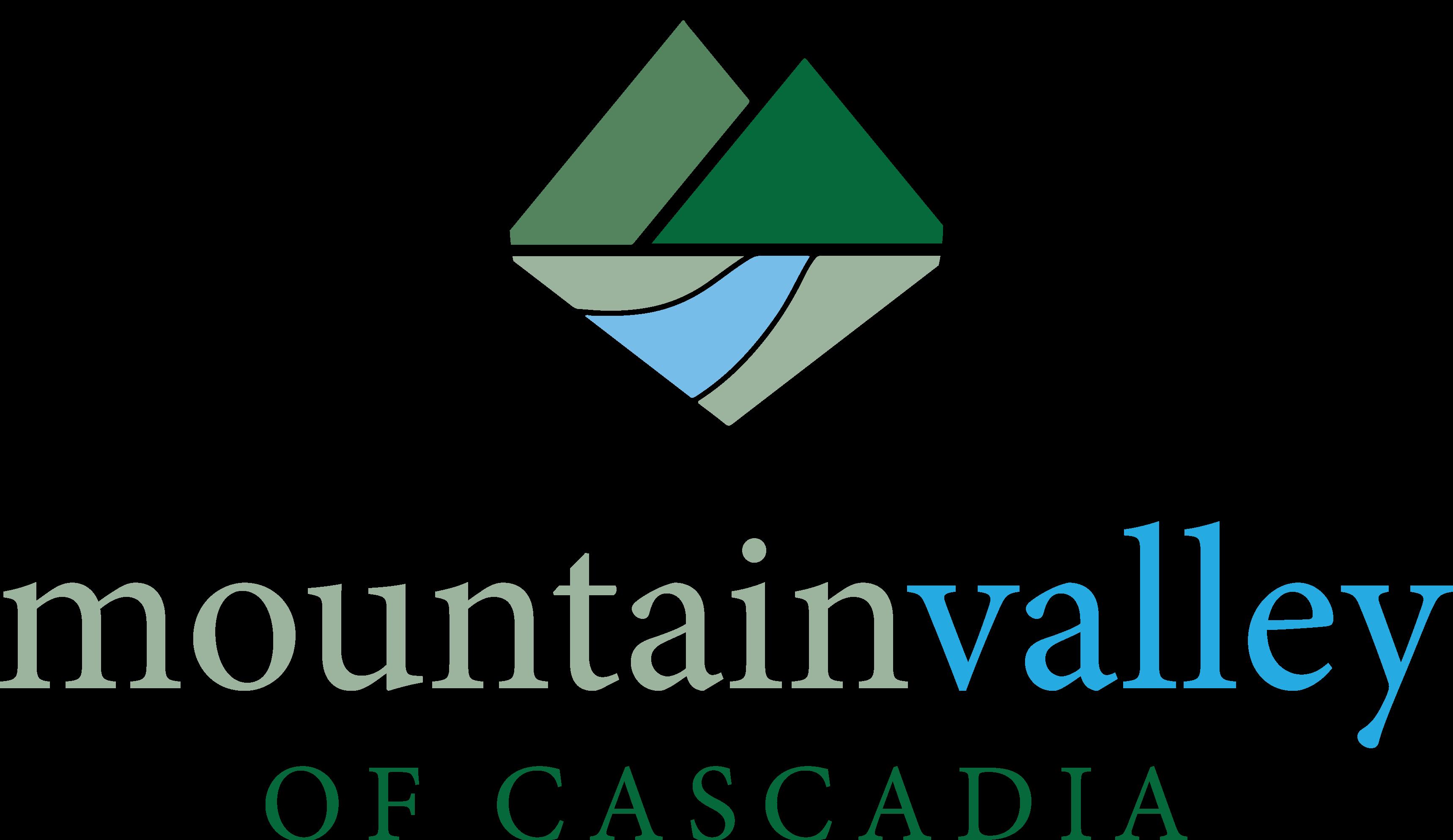 Mountain Valley of Cascadia