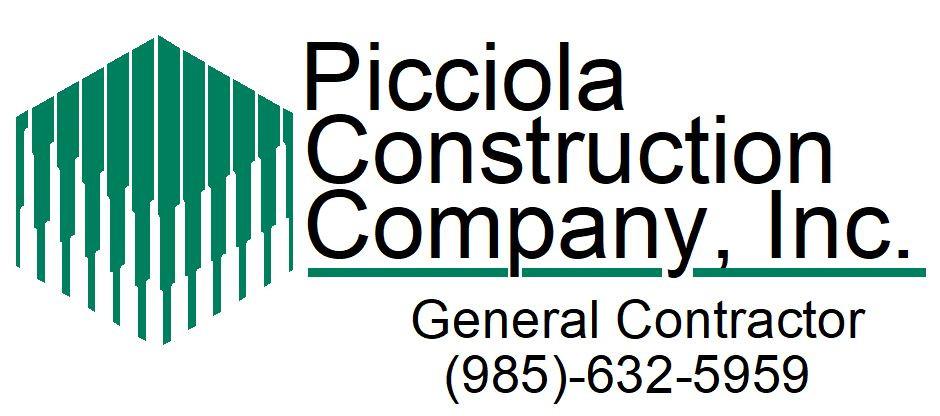 Picciola Construction Company, Inc.