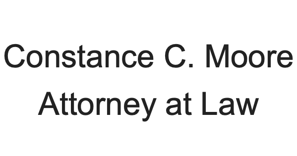 Constance C. Moore, Attorney at Law