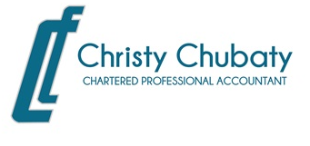 Christy Chubaty, Chartered Professional Accountant