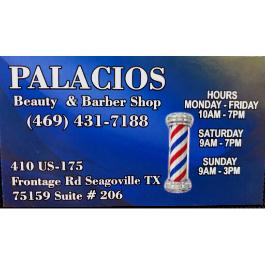 Palacios Beauty & Barber Shop