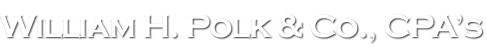 William H Polk & Co, CPA's