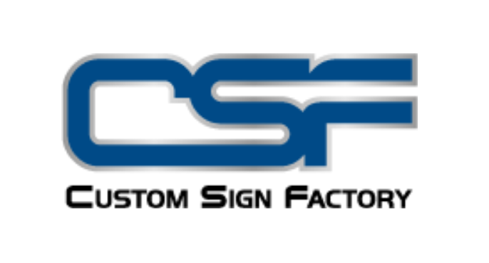 Jog Sponsor - Custom Sign Factory