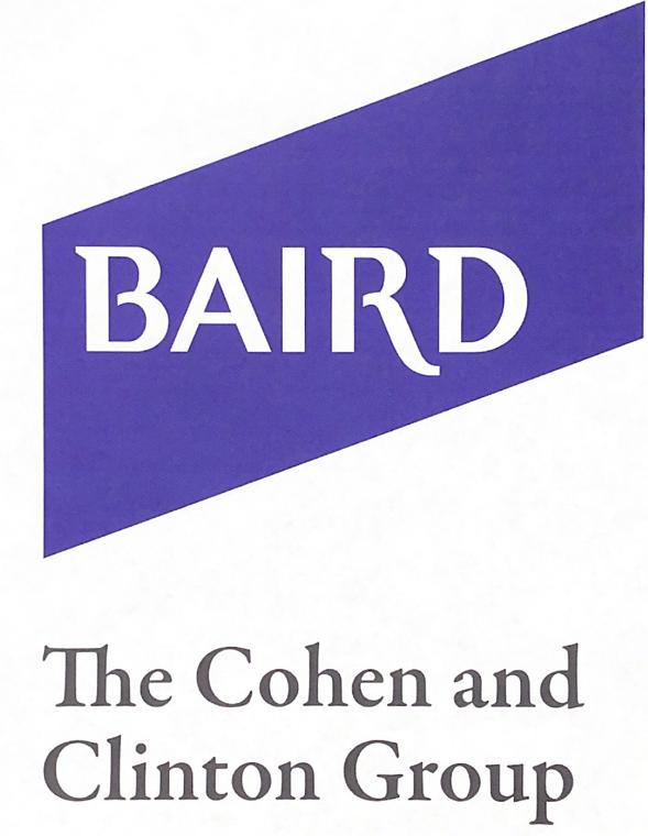 Baird The Cohen & Clinton Group