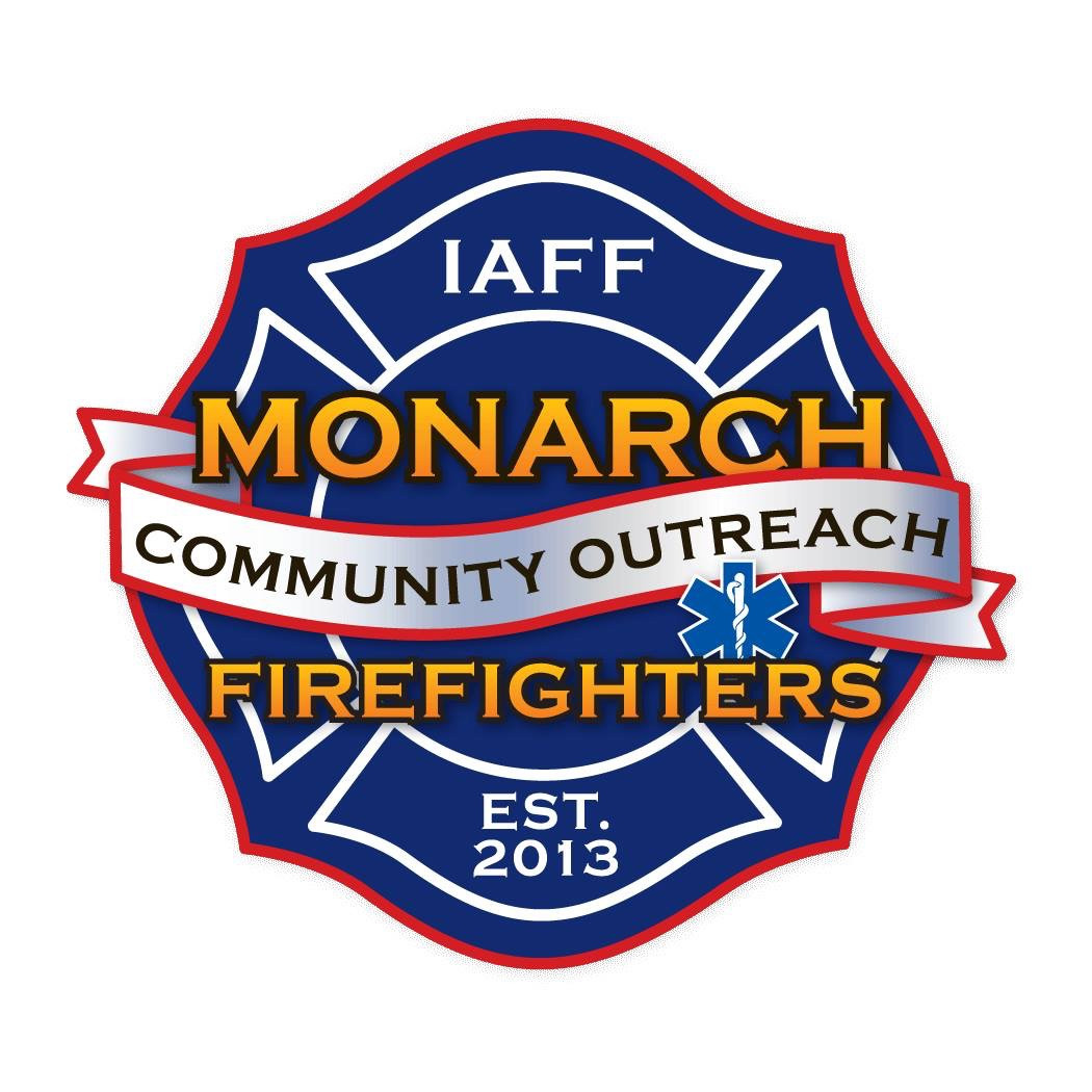 Monarch Firefighters Community Outreach