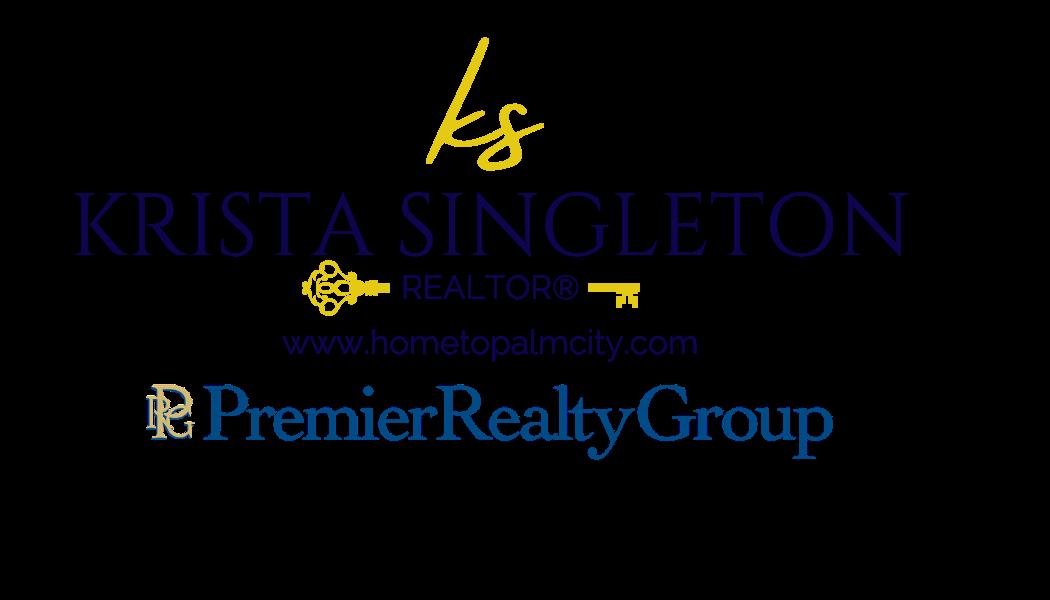 Krista Singleton, Realtor, Premier Realty Group