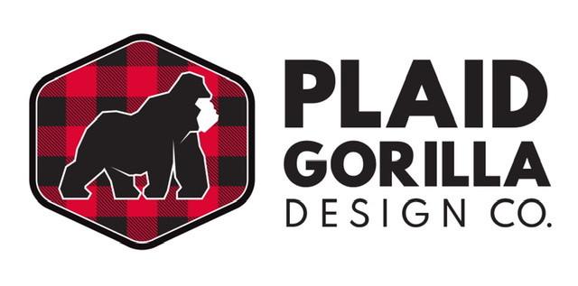 Plaid Gorilla