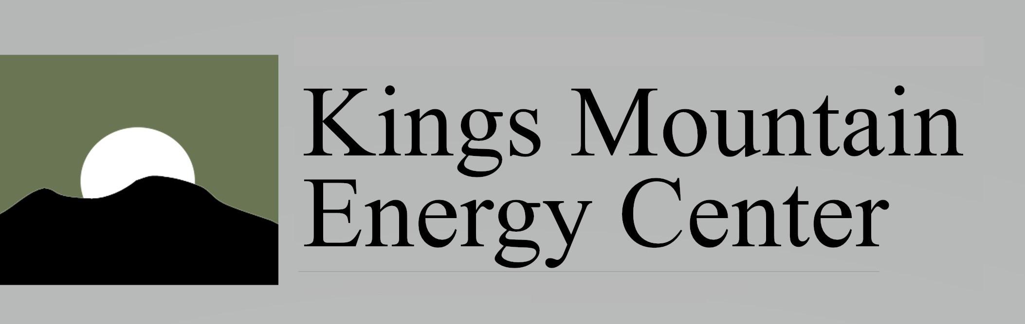 Kings Mountain Energy Center