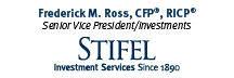 Fred Ross - Stifel