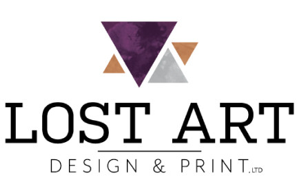 Lost Art Design & Print