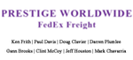 Prestige World Wide FedEx Freight