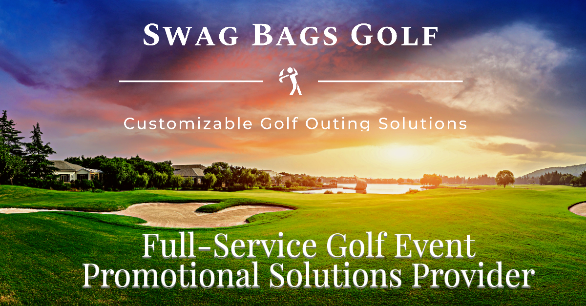 "Swag Bags Golf ""Chipping In For The Cause"""