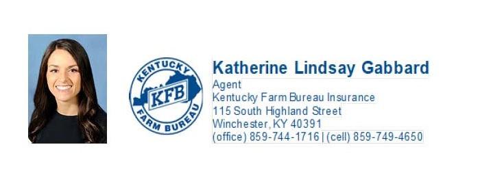 Kentucky Farm Bureau - Kathy Lindsay Gabbard