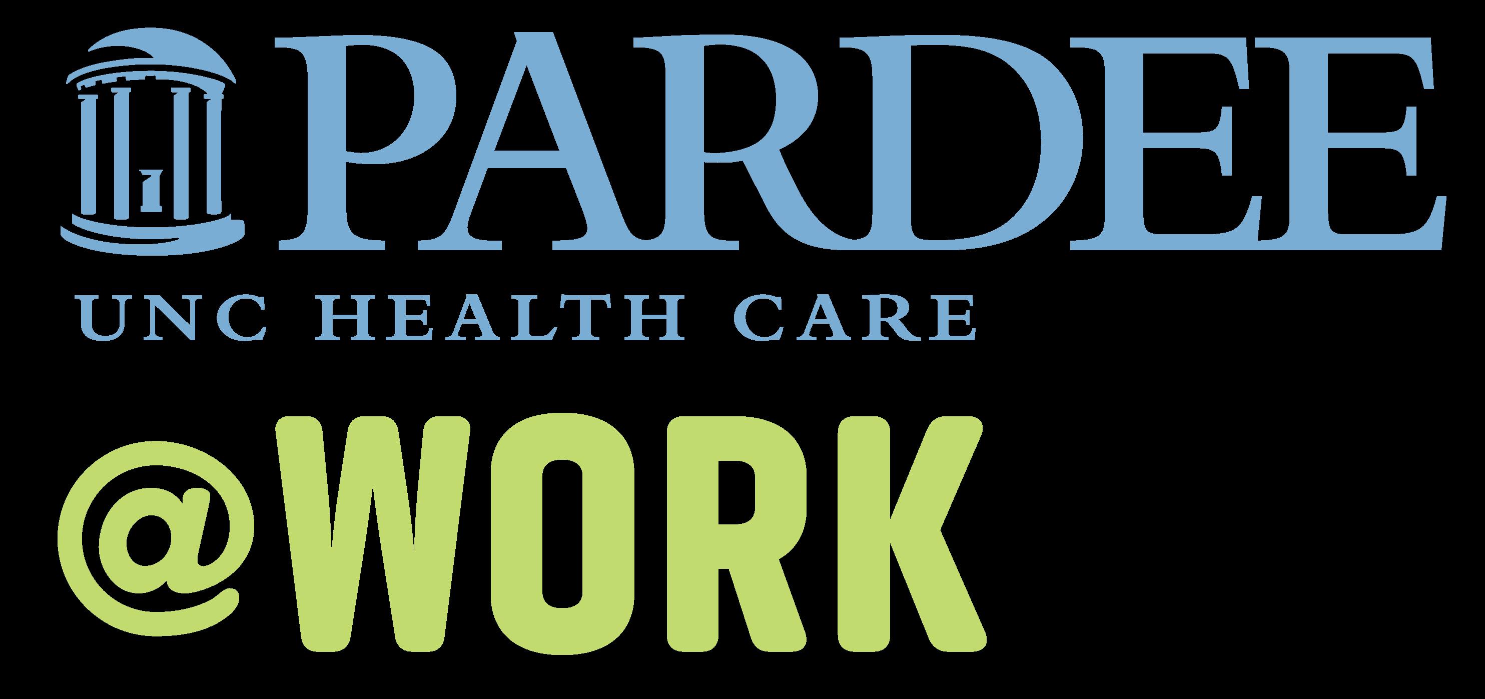 Pardee @ Work