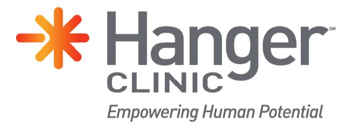 Hanger Clinic - MILE MARKER MIRACLE SPONSOR for Caden Williams