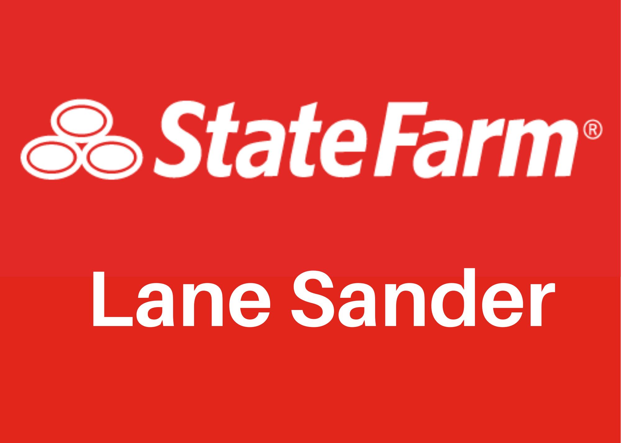 Lane Sander State Farm