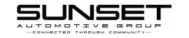 Sunset Automotive Group - ELITE Sponsor