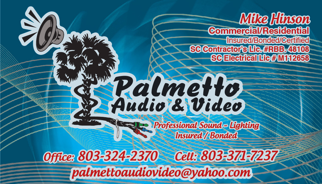 Palmetto Audio & Video