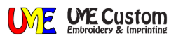 UME Custom Embroidery & Imprinting