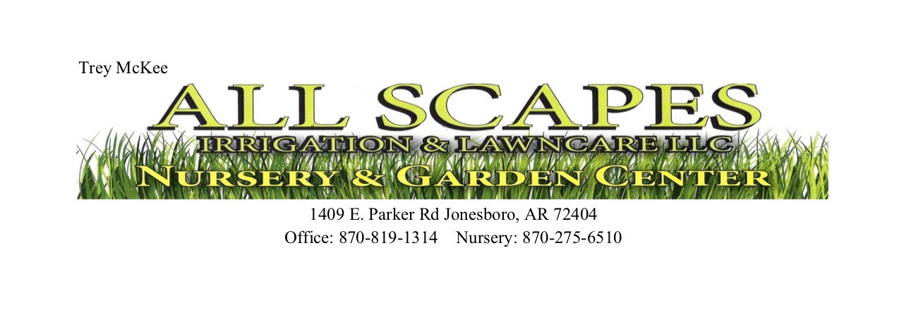 All scapes Irrigation & Lawncare, LLC