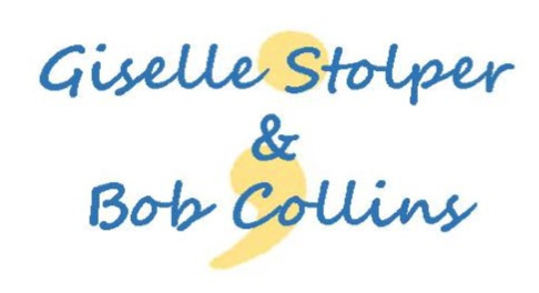 Giselle Stolper and Bob Collins