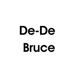 De-De Bruce