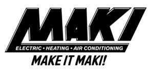 Maki Electrical, Heating & Air Conditioning - 60 Mile Sponsor