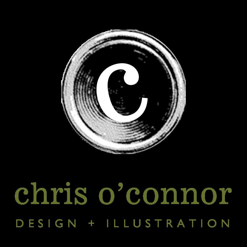 Chris O'Connor Design & Illustration