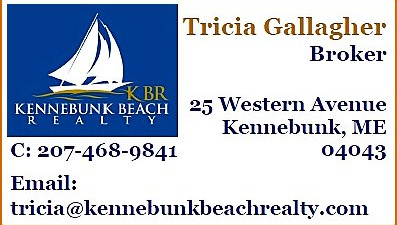 Tricia Gallagher - Kennebunk Beach Realty