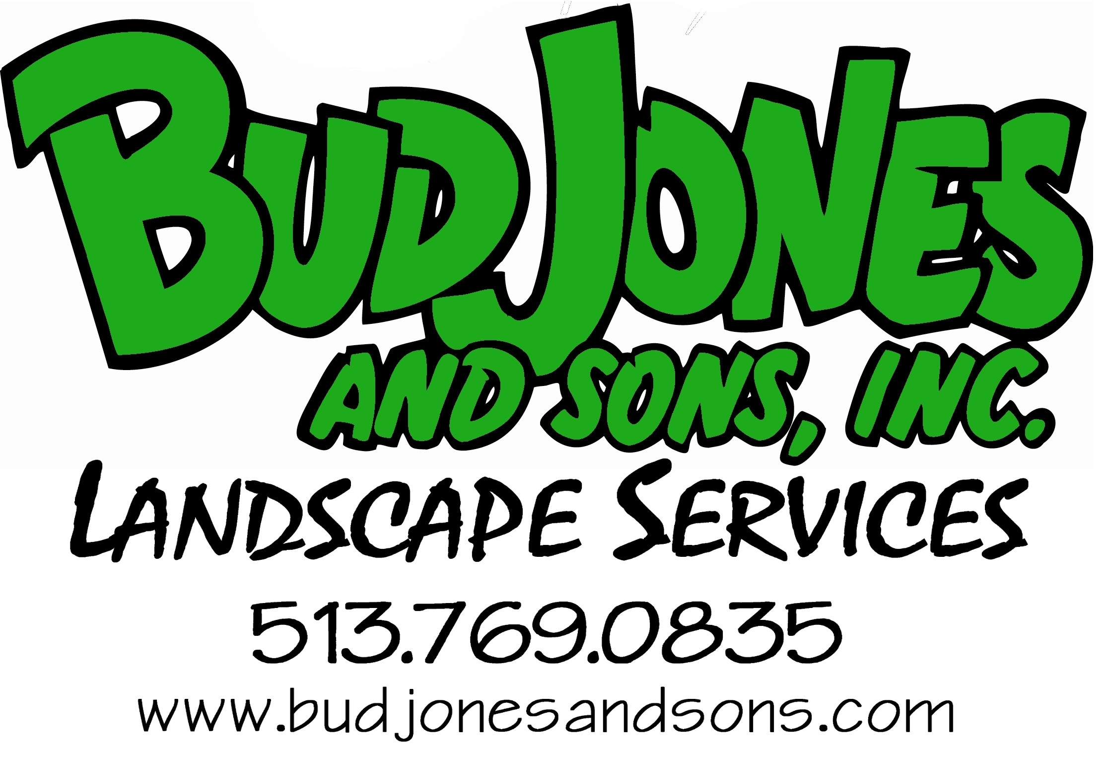 Bud Jones and Sons, Inc.