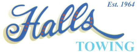 Hall's Towing - 30 Mile Sponsor