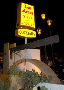 Los Arcos Steak & Lobster