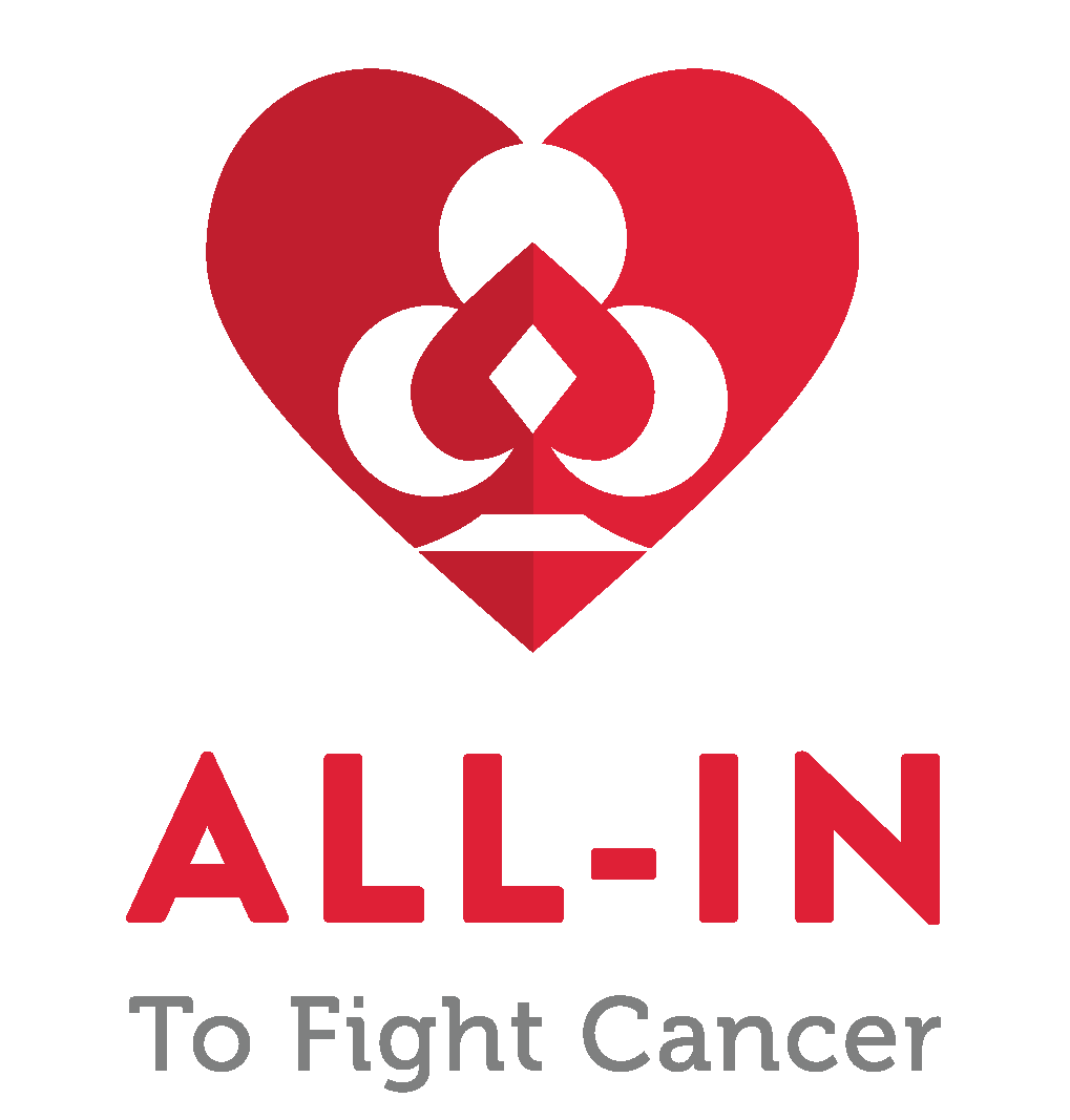 ALL IN TO FIGHT CANCER