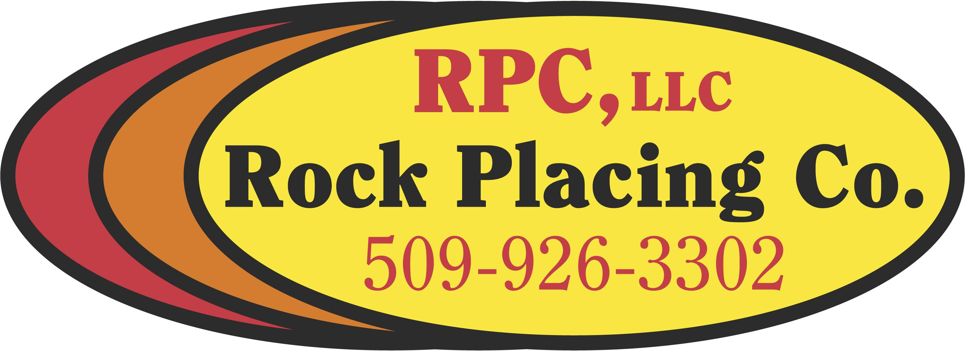 rock placing