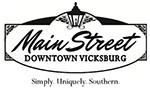 Main Street Downtown Vicksburg