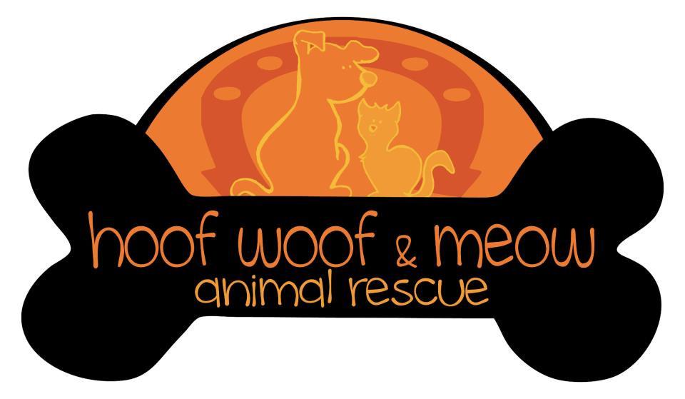 Hoof Woof Meow Animal Rescue
