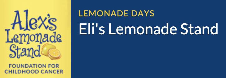 Eli's Lemonade Stand