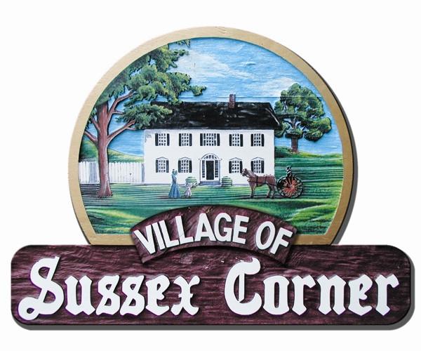 Village of Sussex Corner - PAID