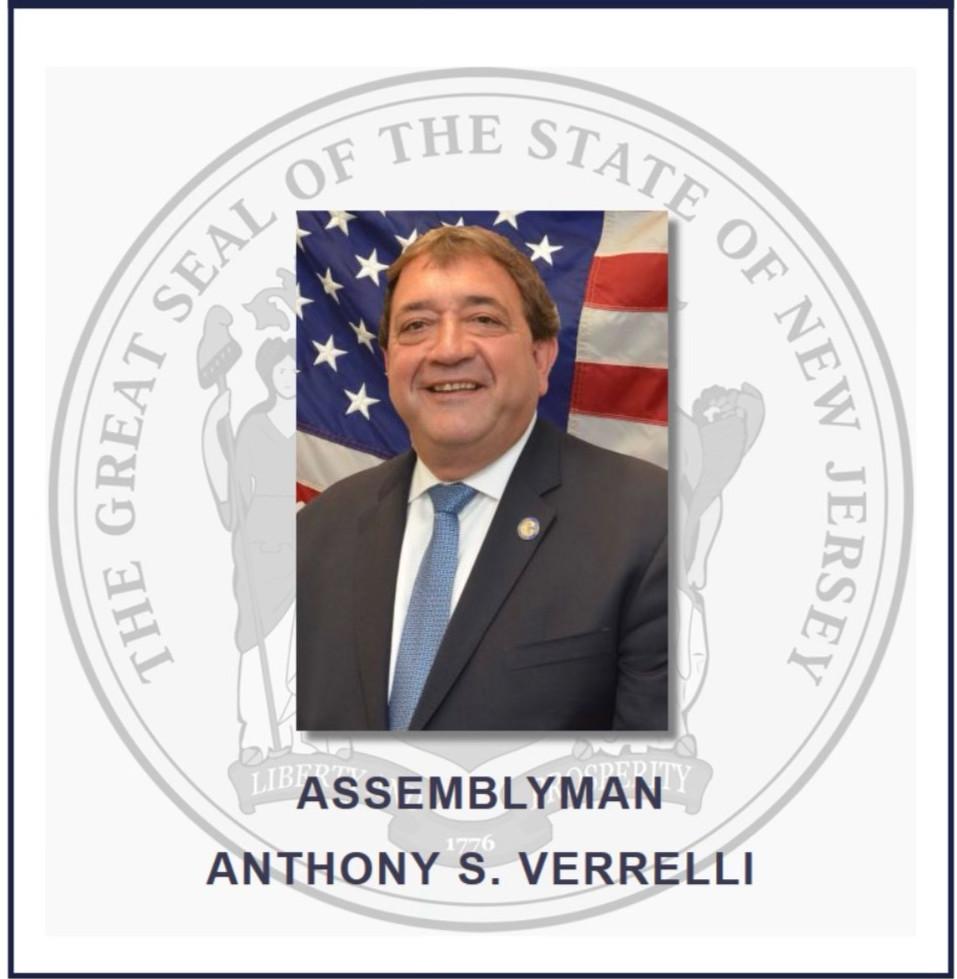 Assemblyman Anthony Verrelli