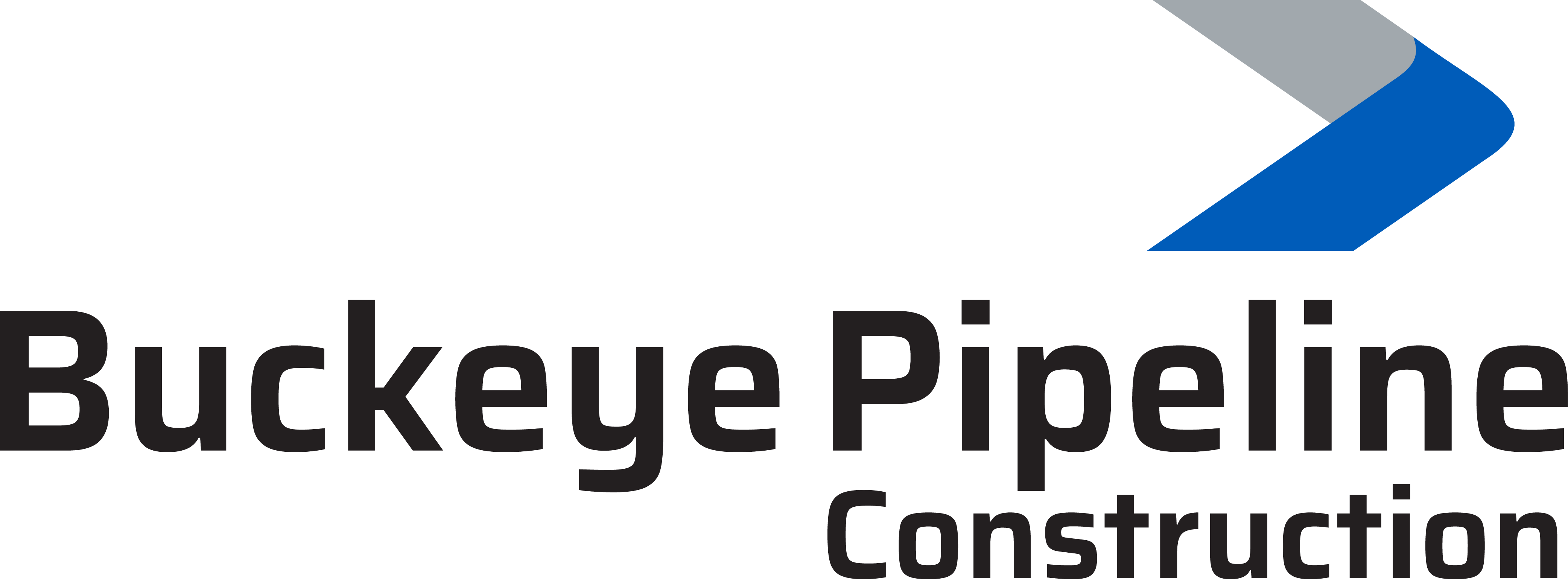 Buckeye Pipeline Construction