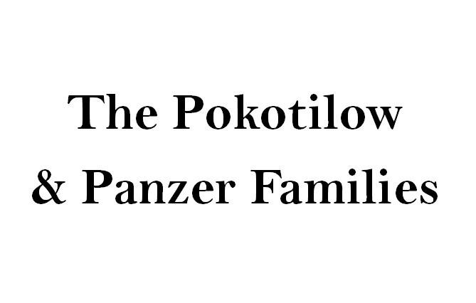 The Pokotilow & Panzer Families