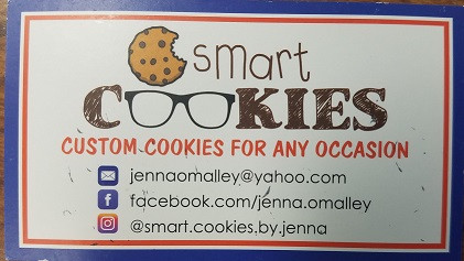 Smart Cookies by Jenna O'Malley